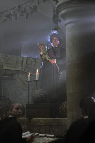 кадры из фильма Гарри Поттер и Философский камень Ян Харт,