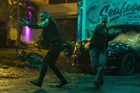 кадр №257974 из фильма Плохие парни навсегда