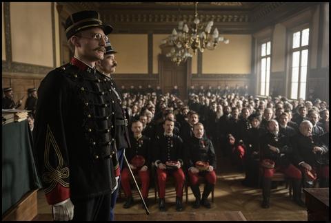 кадр №258014 из фильма Офицер и шпион