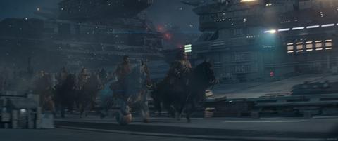 кадр №258066 из фильма Звёздные войны: Скайуокер. Восход