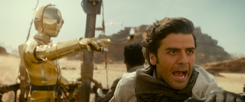 кадр №258067 из фильма Звёздные войны: Скайуокер. Восход