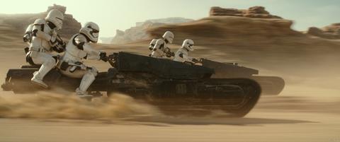 кадр №258070 из фильма Звёздные войны: Скайуокер. Восход