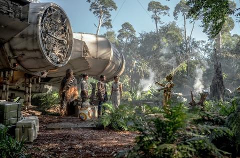 кадр №258077 из фильма Звёздные войны: Скайуокер. Восход