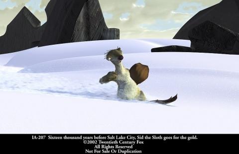 кадр №25816 из фильма Ледниковый период