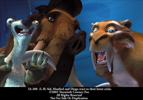 кадр №25817 из фильма Ледниковый период
