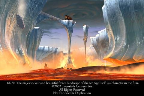 кадр №25819 из фильма Ледниковый период
