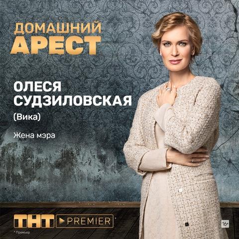 плакат фильма постер Домашний арест