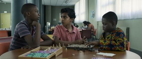 кадр №258418 из фильма Шахматист