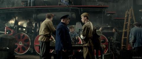 кадр №258597 из фильма Калашников