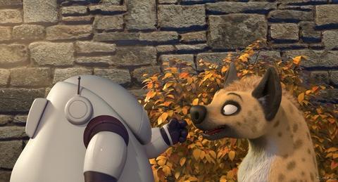 кадр №259321 из фильма Союз зверей: Спасение двуногих