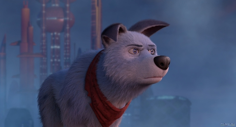 кадр №259328 из фильма Союз зверей: Спасение двуногих
