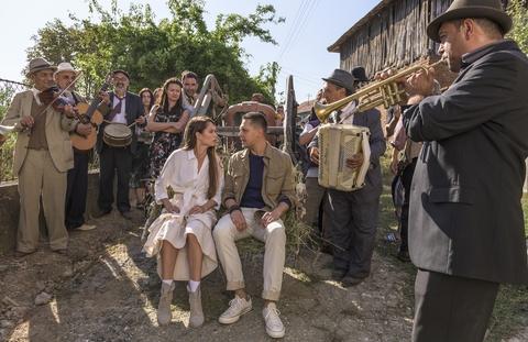 кадр №259538 из фильма Отель «Белград»