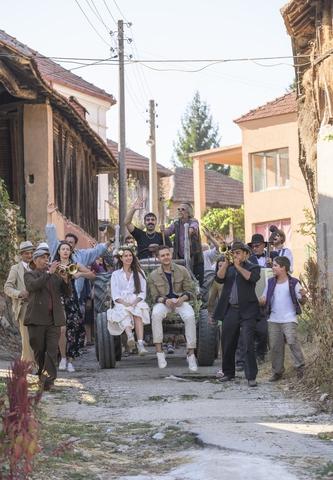 кадр №259539 из фильма Отель «Белград»