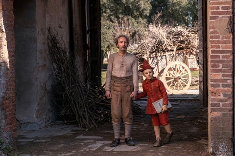 кадр №259764 из фильма Пиноккио