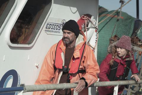 кадр №259837 из фильма Морские паразиты