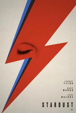 плакат фильма постер Дэвид Боуи: История человека со звезд