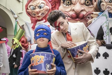 кадр №260431 из фильма Мой брат – супергерой!