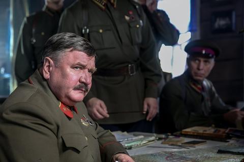 кадр №260483 из фильма Подольские курсанты