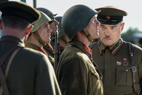 кадр №260484 из фильма Подольские курсанты