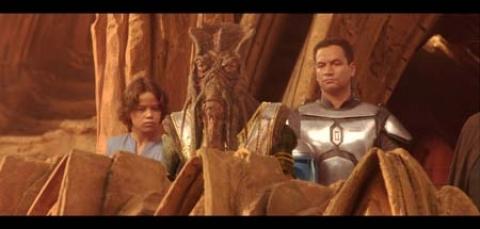 кадр №26132 из фильма Звездные войны: Эпизод II — Атака клонов