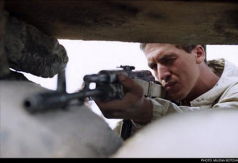 кадры из фильма 9 рота