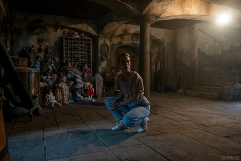 кадр №261640 из сериала Призраки усадьбы Блай