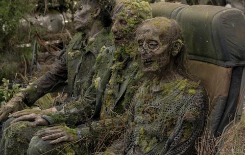 кадр №261768 из сериала Ходячие мертвецы: Мир за пределами
