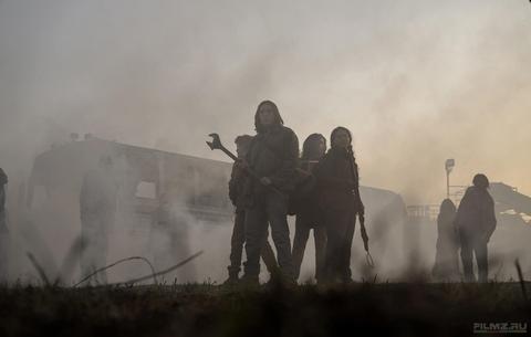 кадр №261770 из сериала Ходячие мертвецы: Мир за пределами