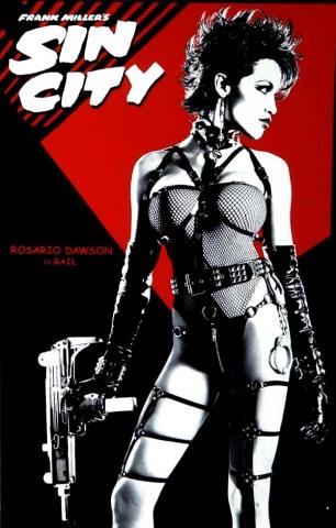 плакат фильма Город грехов