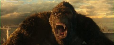 кадр №262596 из фильма Годзилла против Конга