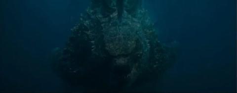 кадр №262597 из фильма Годзилла против Конга