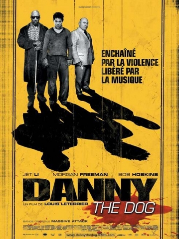 плакат фильма Дэнни Цепной пес