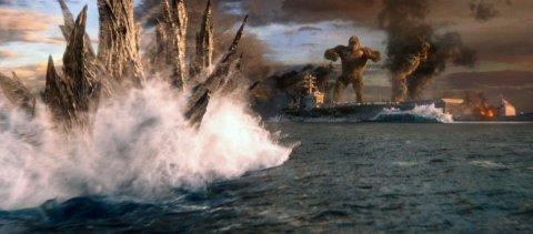 кадр №263517 из фильма Годзилла против Конга
