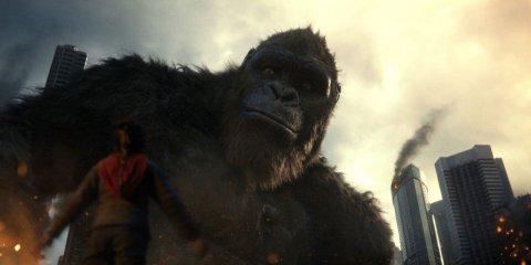 кадр №263518 из фильма Годзилла против Конга