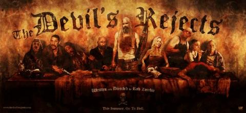 плакат фильма Изгнанные дьяволом: Дом 1000 трупов 2