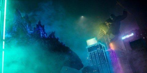 кадр №263734 из фильма Годзилла против Конга
