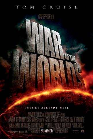 плакат фильма Война миров