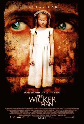 плакат фильма Плетеный человек