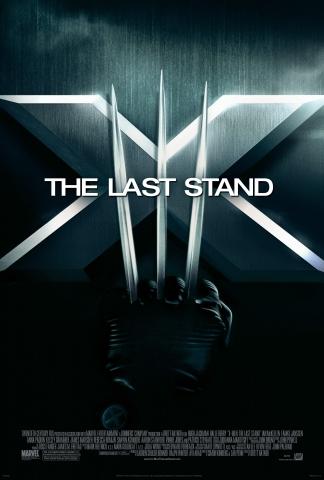 плакат фильма Люди Икс: Последняя битва