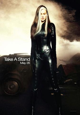 плакат фильма характер-постер Люди Икс: Последняя битва