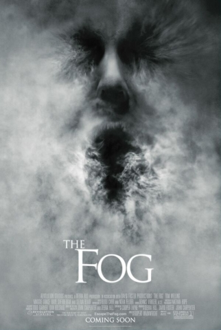 плакат фильма Туман