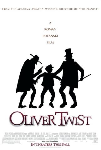 плакат фильма тизер Оливер Твист