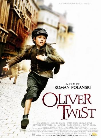 плакат фильма постер Оливер Твист