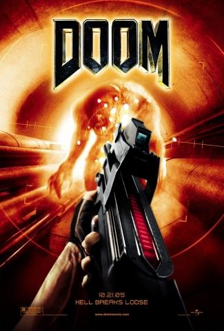 плакат фильма Doom