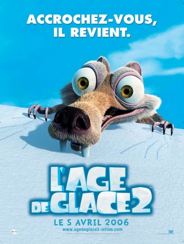 плакат фильма Ледниковый период 2: Глобальное потепление
