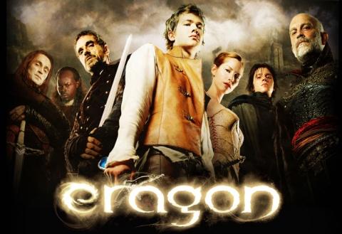 плакат фильма Эрагон