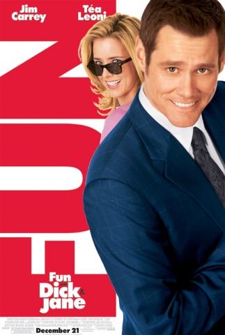 плакат фильма Аферисты: Дик и Джейн развлекаются