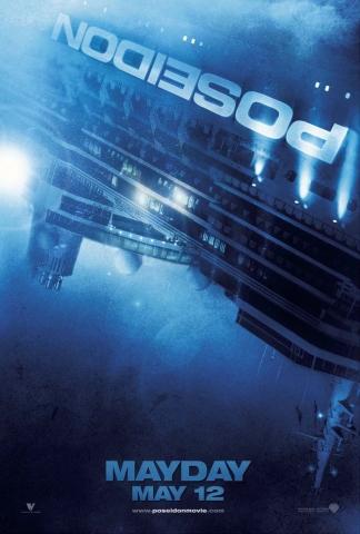 плакат фильма Посейдон