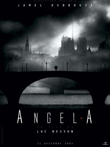 плакат фильма Ангел-А