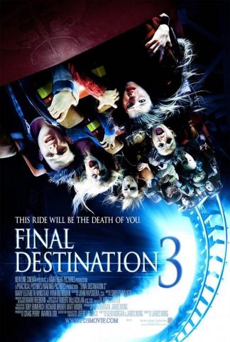 плакат фильма Пункт назначения 3